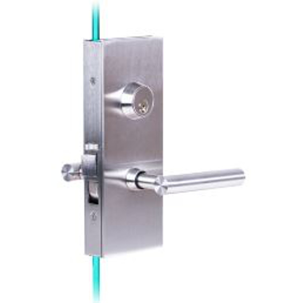 G87 Series Glass Patch Lockset for Swing Door Applications