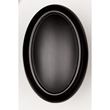 Alno<br />A1560-BRZ - 1 1/2&quot; OVAL KNOB