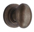 Ashley Norton<br />114.1 1/2 - 1-1/2&quot; Egg Knob on Rose