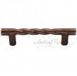 Ashley Norton<br />301.11 1/2 - Solid Bronze Rope Pull 11 1/2&quot; Overall Length