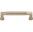 Ashley Norton<br />3312.4 3/8 - Solid Bronze Bauhaus Pull 4 3/8&quot; Overall Length
