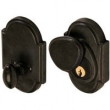 Ashley Norton<br />4165 - 4&quot; x 2 1/2&quot; Arched Single Cylinder Deadbolt
