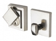 Ashley Norton<br />4185 - 3 x 2 1/2&quot; Urban -Modern Single Cylinder Deadbolt Shown in White Bronze