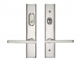 Ashley Norton<br />SQMR3.55 - Rectangular Suite 10 1/8&quot; x 1 7/8&quot; Multipoint - US Tailpiece Lever Low - Ashland Locks - Keyed Entry