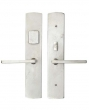 Ashley Norton<br />CVMOR.12 - Curved Suite 13&quot; x 2 1/2&quot; Escutcheons - Mortise Entry