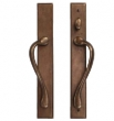 Ashley Norton<br />SPAPS.YORK ARCHED 12&quot; X 1.25&quot; - HANDLESET FOR SLIDING PATIO DOOR - ARCHED