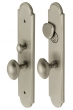 Ashley Norton<br />SPML - ARCHED LEVER X LEVER MORTISE ENTRYSET