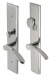 Ashley Norton<br />SQML - RECTANGULAR LEVER X LEVER MORTISE ENTRYSET