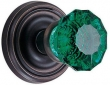Emtek<br />EMTEK Astoria Emerald Knob - ASTORIA EMERALD KNOB