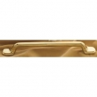Cliffside - Cabinet<br />B1-12-PB - 15 1/4&quot; POLISHED BRASS APPLIANCE PULL - 12&quot;C-to-C