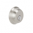Schlage<br />B62N 619 - DOUBLE CYLINDER DEADBOLT- SATIN NICKEL