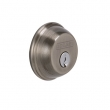 Schlage<br />B62N 620 - DOUBLE CYLINDER DEADBOLT- ANTIQUE PEWTER