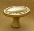 Cliffside - Cabinet<br />B711-PB - CLIFFSIDE POLISHED BRASS CABINET KNOB B711-PB