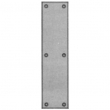 Baldwin<br />2123 - SQUARE EDGE PUSH PLATE - 3.5&quot; x 15&quot;