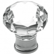 Baldwin<br />4323.260 IN STOCK  - Crystal Knob Polished Chrome