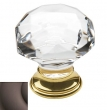 Baldwin<br />4325.112 IN STOCK  - Crystal Knob Venetian Bronze