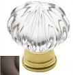 Baldwin<br />4326.112 IN STOCK  - Crystal Knob Venetian Bronze