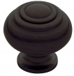 Baldwin<br />4445.112.BIN IN STOCK  - Ring Deco Knob Venetian Bronze