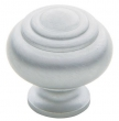 Baldwin<br />4445.264.BIN IN STOCK  - Ring Deco Knob Satin Chrome