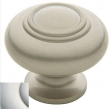 Baldwin<br />4446.140.BIN IN STOCK  - Ring Deco Knob Polished Nickel