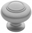 Baldwin<br />4446.264.BIN IN STOCK  - Ring Deco Knob Satin Chrome