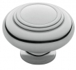 Baldwin<br />4447.260.BIN IN STOCK  - Ring Deco Knob Polished Chrome