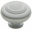 Baldwin<br />4447.264.BIN IN STOCK  - Ring Deco Knob Satin Chrome
