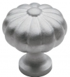 Baldwin<br />4457.264.BIN IN STOCK  - Melon Knob Satin Chrome