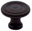 Baldwin<br />4645.112.BIN IN STOCK  - Rope Knob Venetian Bronze