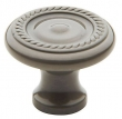 Baldwin<br />4645.151.BIN IN STOCK  - Rope Knob Antique Nickel