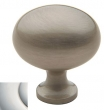 Baldwin<br />4913.140.BIN IN STOCK  - Oval Knob Polished Nickel