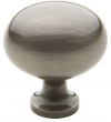 Baldwin<br />4913.151.BIN IN STOCK  - Oval Knob Antique Nickel
