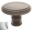 Baldwin<br />4915.140.BIN IN STOCK  - Decorative Oval Knob Polished Nickel
