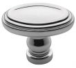 Baldwin<br />4915.260.BIN IN STOCK  - Decorative Oval Knob Polished Chrome
