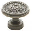 Baldwin<br />4929.151.BIN IN STOCK  - Ornamental Knob Antique Nickel