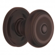 Baldwin<br />5020.112 - Colonial Knob Set with 5048 Rose - Venetian Bronze