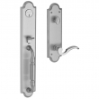 Baldwin<br />6401.264 - DEVONSHIRE ENTRANCE SET - SATIN CHROME