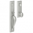 Baldwin<br />6403.264 - CODY FULL EMERGENCY EGRESS HANDLESET - SATIN CHROME