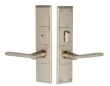 Baldwin<br />6506.KEOS/6506.KTIS - HOUSTON PRIVACY SET WITH THUMBTURN KNOB - 2 1/4&quot; X 5 5/8&quot;