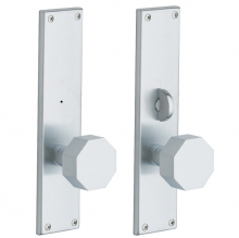 Baldwin - ATLANTA PRIVACY SET WITH THUMBTURN KNOB - 2 1/4