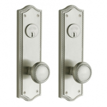 Baldwin - BRISTOL DOUBLE CYLINDER MORTISE ENTRY - 2 1/2