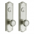 Baldwin<br />6520.KC/6520.KC - BRISTOL DOUBLE CYLINDER MORTISE ENTRY - 2 1/2&quot; X 10&quot;