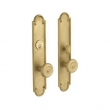 Baldwin<br />6541.ENTR - SAN FRANCISCO SINGLE CYLINDER MORTISE ENTRY - 2 1/4&quot; X 12&quot;