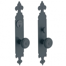 Baldwin - RICHMOND SINGLE CYLINDER MORTISE ENTRY SET - 2