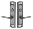 Baldwin<br />6790.KC/6709.KC - RICHLAND DOUBLE CYLINDER MORTISE ENTRY - 3&quot; X 11&quot;