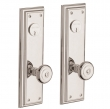 Baldwin<br />6796.KC/6796.KC - TREMONT DOUBLE CYLINDER MORTISE ENTRY - 3 5/16&quot; X 11&quot;
