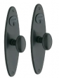 Baldwin<br />6798.KC/6798.KC - SPRINGFIELD DOUBLE CYLINDER MORTISE ENTRY SET - 3&quot; X 10 1/8&quot;