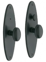 Baldwin - SPRINGFIELD PRIVACY SET WITH THUMBTURN KNOB - 3
