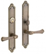 Baldwin<br />6922 - LAKEWOOD MORTISE ENTRY SET - 2&quot; X 11 1/2&quot;