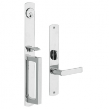 Baldwin -  DALLAS MORTISE ENTRY SET - 1 5/8